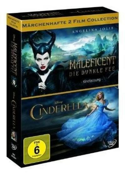 Maleficent - Die dunkle Fee & Cinderella