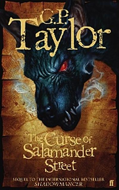 The Curse of Salamander Street