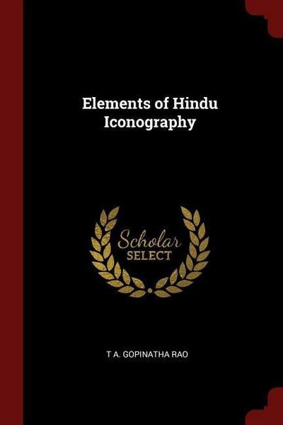 Elements of Hindu Iconography