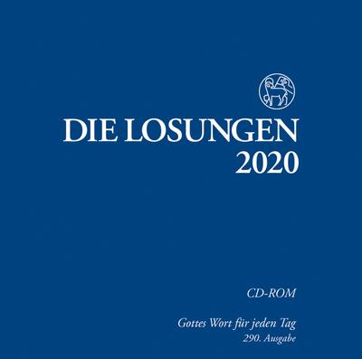 Die Losungen 2020 Deutschland / Losungs-CD