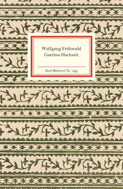 Goethes Hochzeit