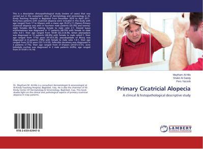 Primary Cicatricial Alopecia
