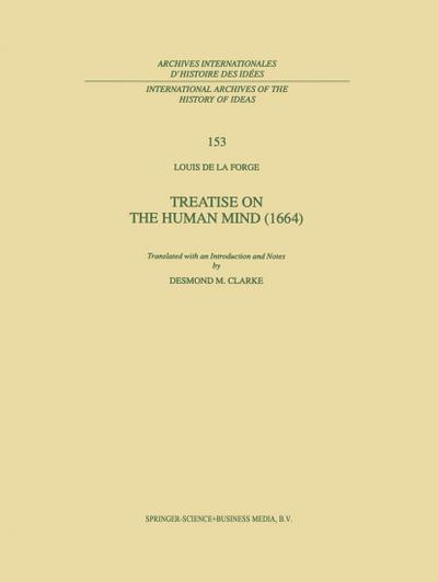 Treatise on the Human Mind (1666)