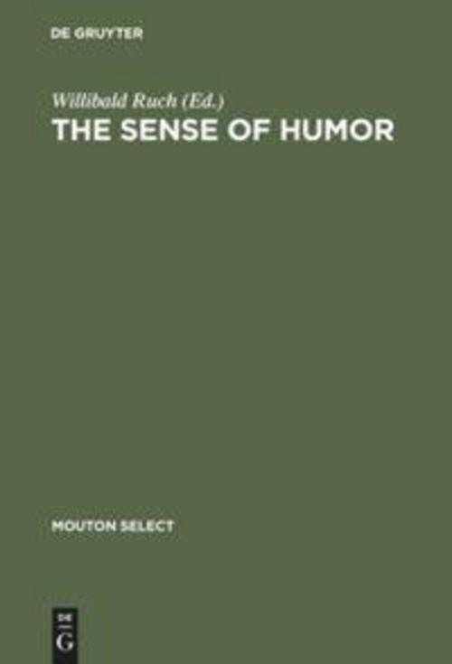 The Sense of Humor | Willibald Ruch |  9783110198294