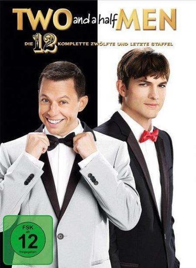 Two and a Half Men - Die komplette zwölfte und letzte Staffel [2 DVDs]