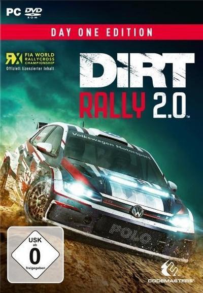 DiRT Rally 2.0 Day One Edition. Für Windows 7/8/10