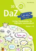 30 x 45 Minuten: DaZ - A1-A2
