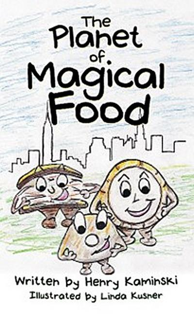 The Planet of Magical Food