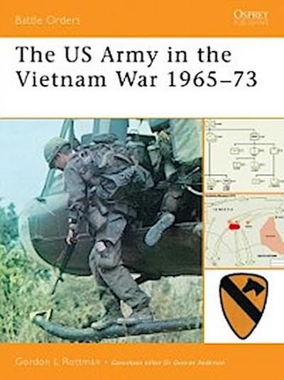 US Army in the Vietnam War 1965 73