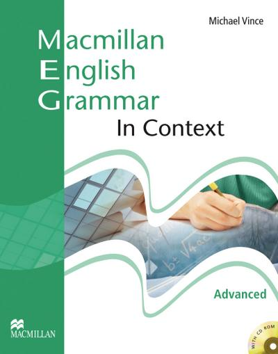 Macmillan English Grammar in Context. Advanced