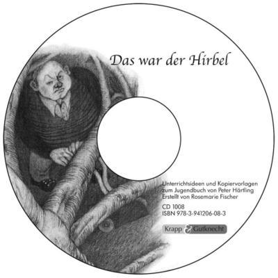 Das war der Hirbel - Peter Härtling, CD-ROM