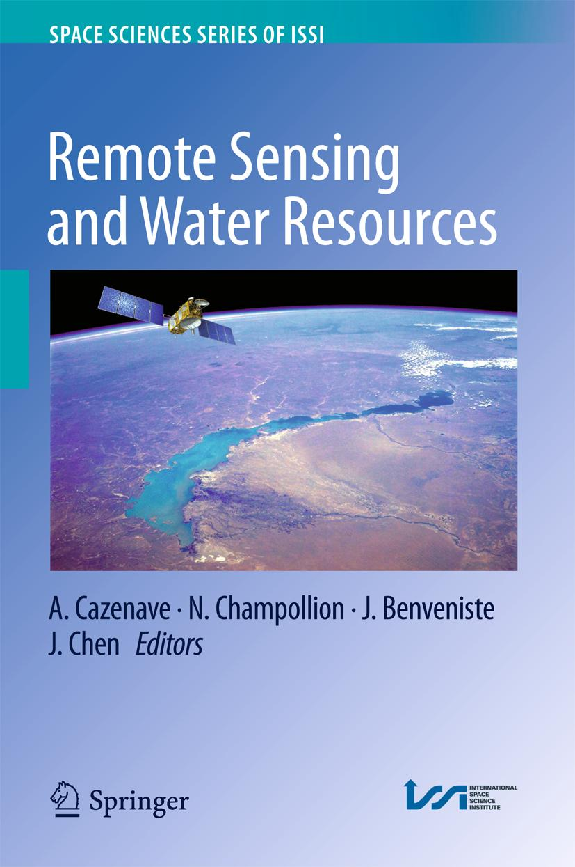 Remote Sensing and Water Resources   A. Cazenave    9783319324487