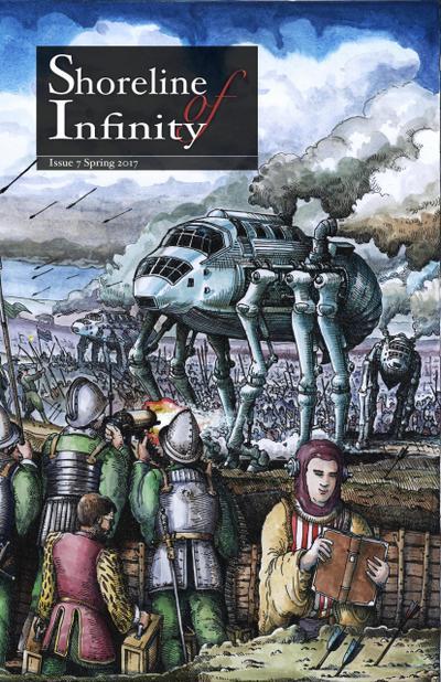 Shoreline of Infinity 7 (Shoreline of Infinity science fiction magazine, #7)