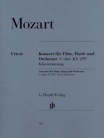Konzert für Flöte, Harfe und Orchester C-dur KV 299