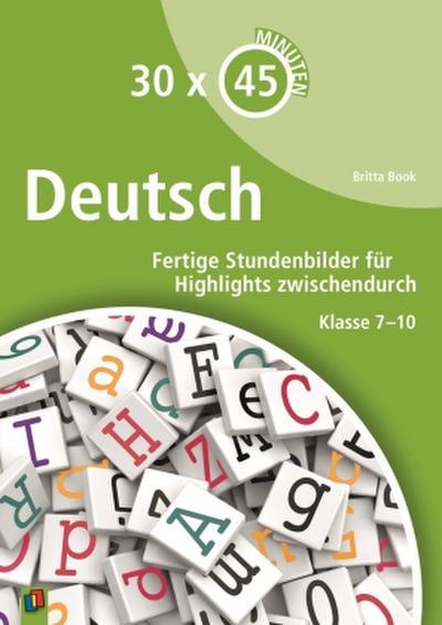 30 x 45 Minuten - Deutsch