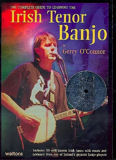 Irish Tenor Banjo (+CD) : for banjo/tab