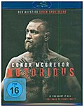 Conor McGregor: Notorious, 1 Blu-ray