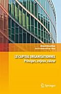 Le Capital organisationnel: Principes, enjeux, valeur
