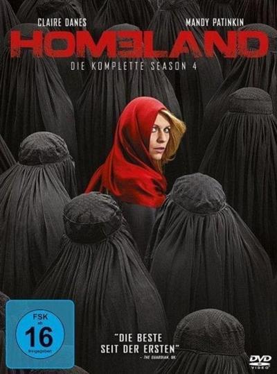 Homeland - Season 4