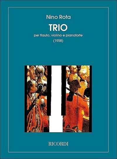 Trio für Flöte, Violineund Klavier