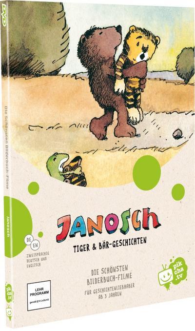 Janosch: Tiger und Bär-Geschichten: Die schönsten Bilderbuch-Filme