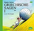 Griechische Sagen 1. 2 CDs