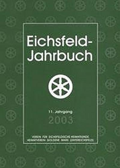 Eichsfeld-Jahrbuch 2003