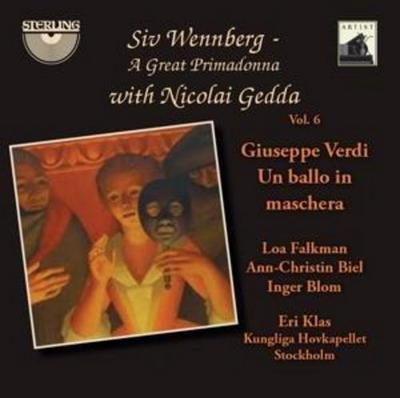 Siv Wennberg-A Great Primadonna Vol.6