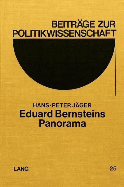 Eduard Bernsteins Panorama
