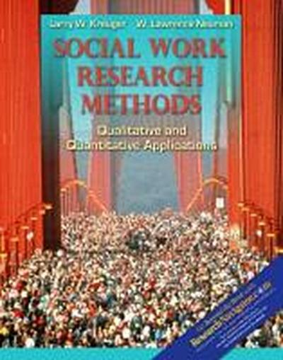 Social Work Research Methods with Research Navigator [Taschenbuch] by Kreuger...