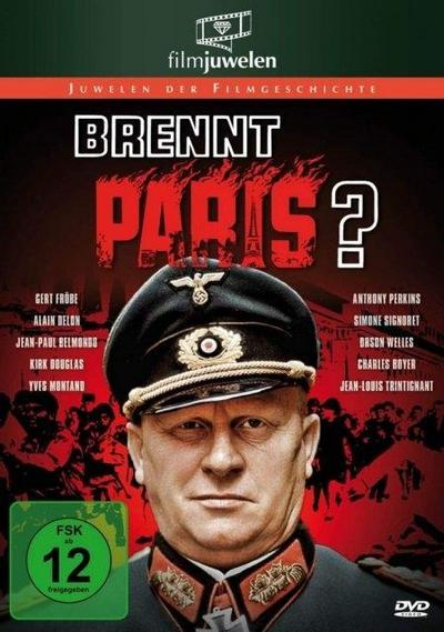Brennt Paris? DVD