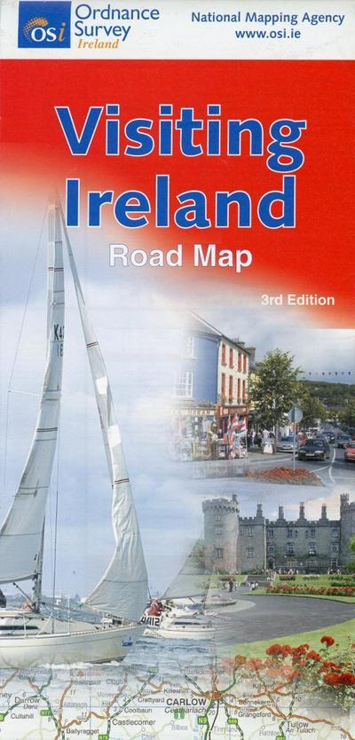 Visiting Ireland 1:600 000