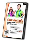 Grundschule 2016/2017, 1 DVD-ROM