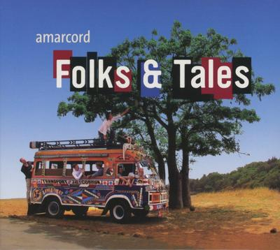 Folks & Tales, 1 Audio-CD