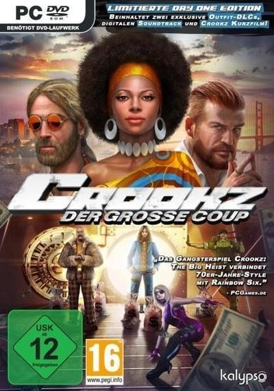 Crookz - Der große Coup (PC)
