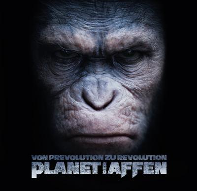 Planet der Affen Artbook: Von Prevolution zu Revolution