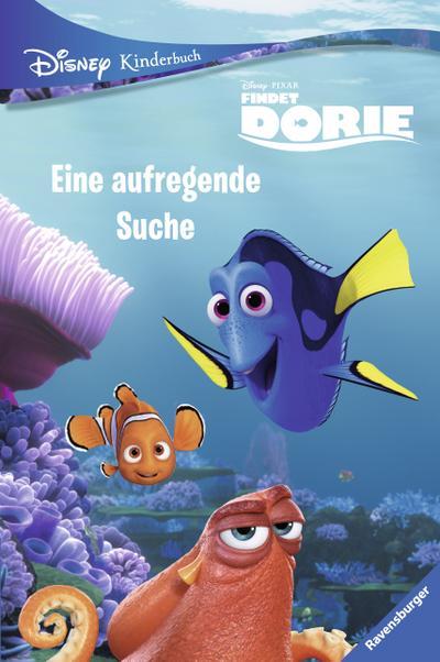 Disney Kinderbuch Findet Dorie: Eine aufregende Suche; Deutsch; farb. Bildstrecke zum Film u. Text