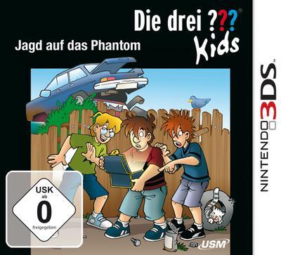 Die Drei ??? Kids Jagd Auf Das Phantom