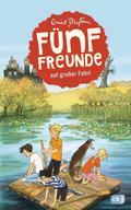 Fünf Freunde auf großer Fahrt; Band 10; Einzelbände; Deutsch; Mit s/w Illustrationen
