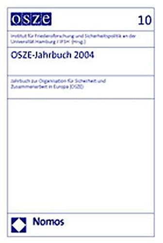 OSZE-Jahrbuch 2004 ~  ~  9783832911409