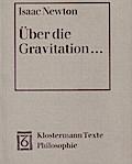 Über die Gravitation