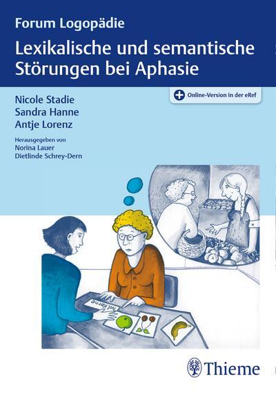 Lexikalische und semantische Störungen bei Aphasie (Forum Logopädie)