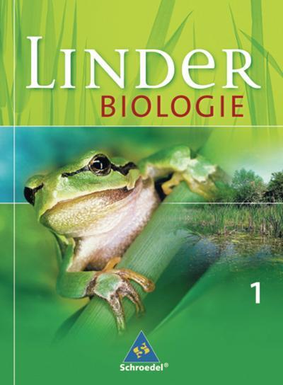 LINDER Biologie 1. Schülerband. Allgemeine Ausgabe