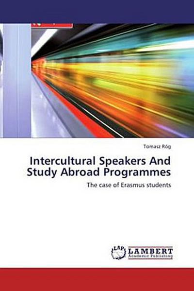 Intercultural Speakers And Study Abroad Programmes