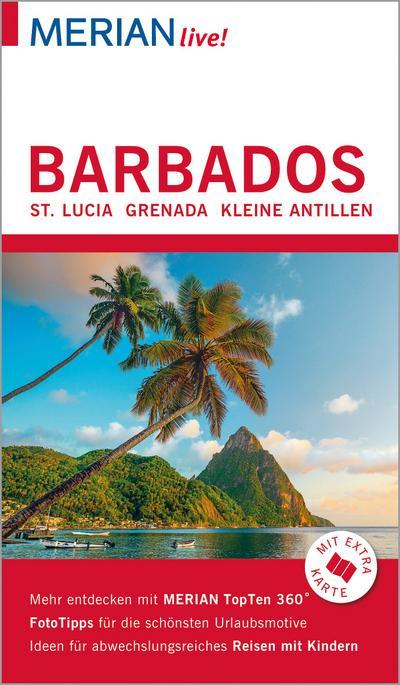 MERIAN live! Reiseführer Barbados St. Lucia Grenada