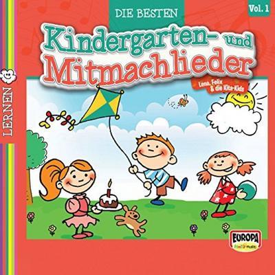 Die 20 schönsten Kindergarten- und Mitmachlieder, Vol. 1: Lernen