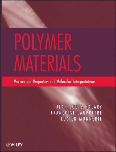 Polymer Materials: Macroscopic Properties and Molecular Interpretations