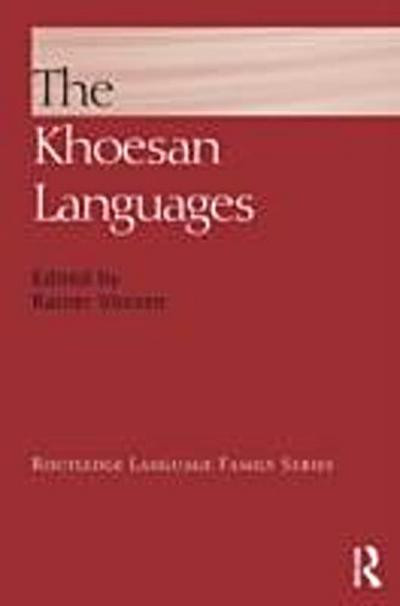 Khoesan Languages
