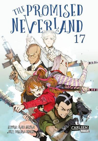 The Promised Neverland 17