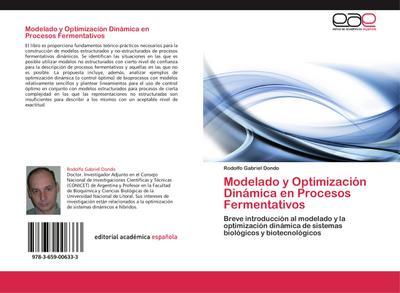 Modelado y Optimización Dinámica en Procesos Fermentativos